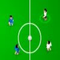World Cup Soccer Tournament - 3-a-side soccer game with multiple difficulties settings