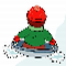 Downhill Adventure - Sled downhill and avoid bumping into obstacles