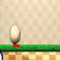Egg Run - Bounce the egg around to collect wooden stick to pass the level