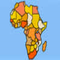Geography Game - Africa - Educative game that make geographic fun; This game is on Africa