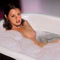 Jessica Alba Bubble Bath - Undress Jessica Alba