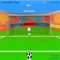 Kick Off - Penalty shootup game with 5-levels. You will be the playing as both player and goal keeper