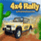 4 x 4 Rally - In this 4x4 extreme racing, you will be racing on multiple terrains such as ice, swamp, city, etc