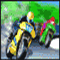 Wheelers - Use Arrow keys to control the bike. To win this game, you have to finish first on every tracks
