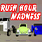 Rush Hour Madness - This game is based on a Chinese 3. Your objective is to lead your vehicle to the exit in least move