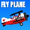 Fly Plane - Fly your plane while collecting the red dots in this 1 game