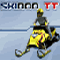 Skidoo TT - Ski and compelete all tracks in shortest time possible to win in this sport game
