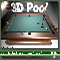 3D Pool - Quick pool game as you only have limited time to pocket them