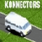 Konnectors - Link the starting point and ending point with road build by you