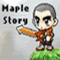 Maple Story - Battle monster and perform quest. This game is also great to meet friends