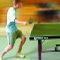 Table Tennis - This is a sport game on table tennis
