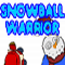 Snowball Warrior - Beat all opponents to dominate the snowball war in Snowball Warrior