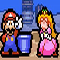 Marios Time Attack - Help Mario to save the princess