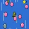 Dyno - You have to collect 20 stars each game. You must avoid pink bubble unless you were protected by shie