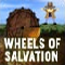 Wheels of Salvation - Help Dr Carter to help among te wheels in Wheel of Salvations and reach the ground before time is up