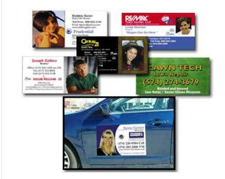 custom magnetic car signs