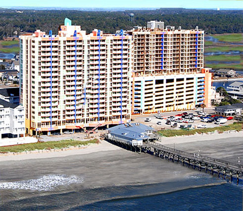 *2 Nights Free!~Oceanfront at The Prince Resort*