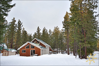 Evergreen Valley Cabin Vacation Rental