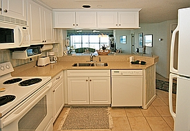 Kitchen In Hilton Head Island Vacation Rental
