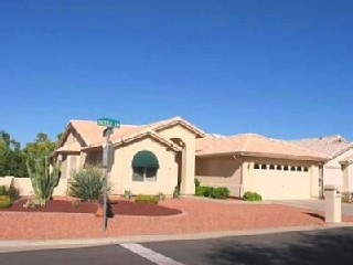 Sun Lakes Arizona Vacation Rental