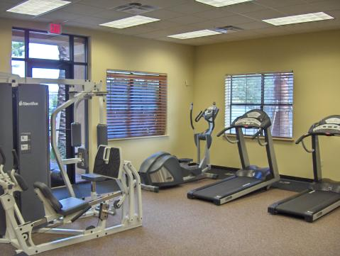 Vacation Rental Gym