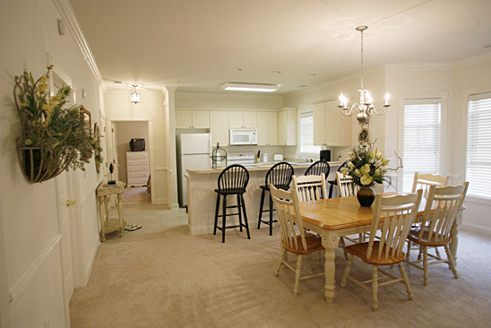 Spacious Living Area In Myrtle Beach Vacation Rental