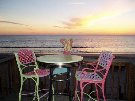 My Ocean Villa Oceanfront Townhouse Sleeps 7 Truly Right On The Beach