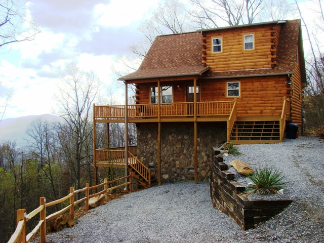 resort mountains watershed bryson nc rental rentals cabin cabins city smoky